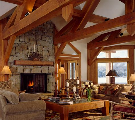 Rocky Mountain Log Homes Floor Plans Timber Frame Styles Traditional Log Styles
