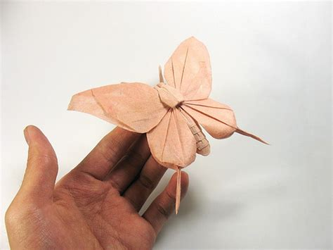 Complex Origami Flower - all things paper origami by nguy盻 h 249 ng c豌盻拵g