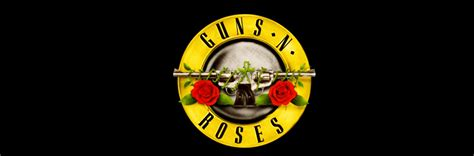 Guns N Roses Logo 1 guns n roses logo 1000 images about rock logo bandas on