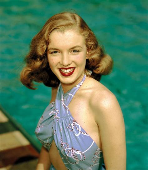 celebrity rare pics rare pics of marilyn monroe before she became famous