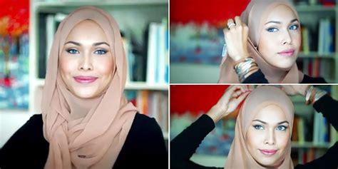 membuat yel yel sederhana tutorial hijab sederhana dan praktis membuat anda semakin