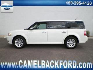 purchase used 2010 ford flex 4dr sel fwd air conditioning tachometer cd dvd s 3rd row alloys in