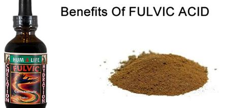 Fulvic Acid Detox Symptoms by Repairs Cells Archives Humalife Products