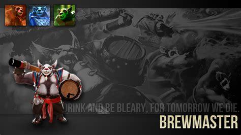dota 2 brewmaster wallpaper pandaren brewmaster wallpaper www pixshark com images