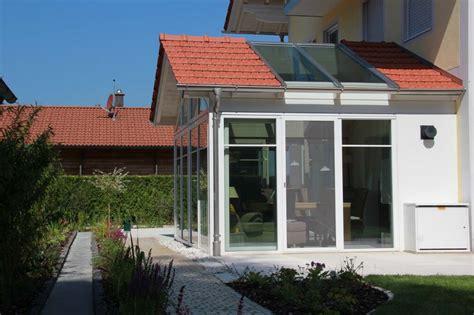 Wohn Wintergarten by Wintergarten Zum Wohnen Mit Satteldach Virgil Niedermayr