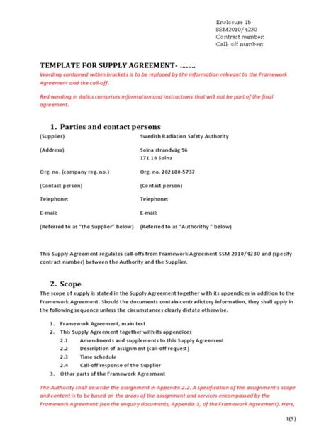 Free Printable Construction Contracts Template Business On Call Agreement Template