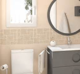 Bathroom Wall Tile Stickers in marble with this vinyl decal from our collection of tile stickers