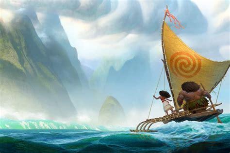 film kartun terbaru moana film animasi moana angkat bahasa yang hir punah