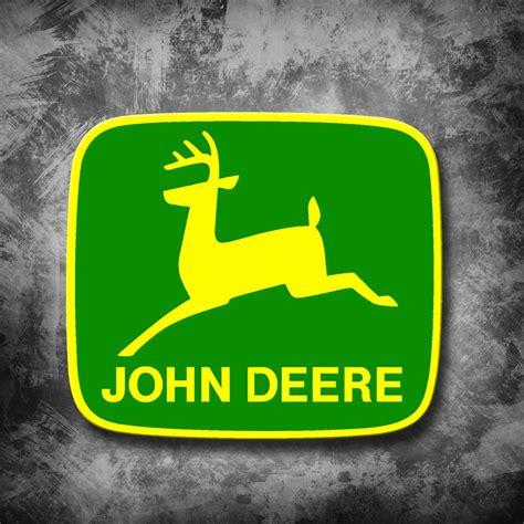 large 10 quot deere tractor implement cart gator logo