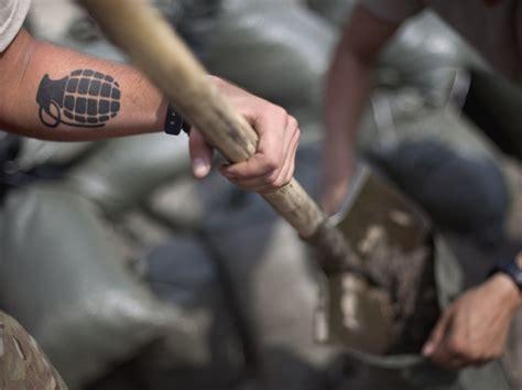ar 670 1 tattoo policy 2015 specifics army no more tattoos ya hear