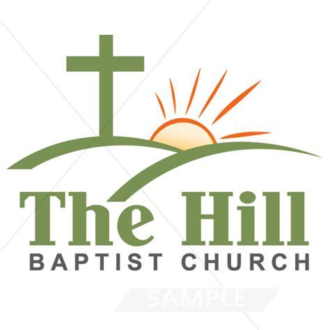 design hill logo church hill logo design