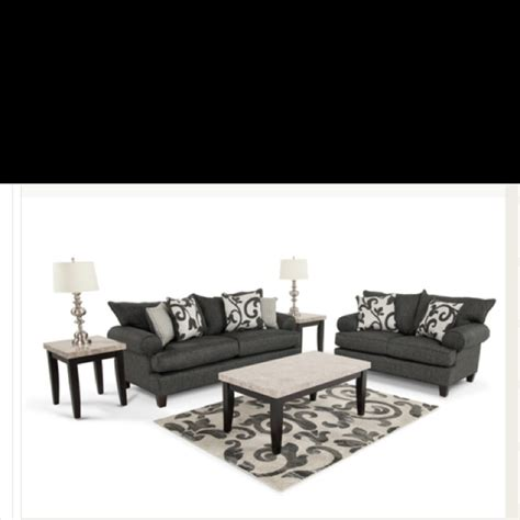 bobs living room furniture living room set from bobs furniture for the home pinterest