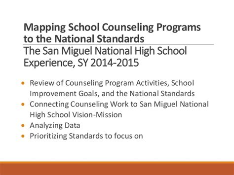 school counseling curriculum developing comprehensie school guidance counseling program