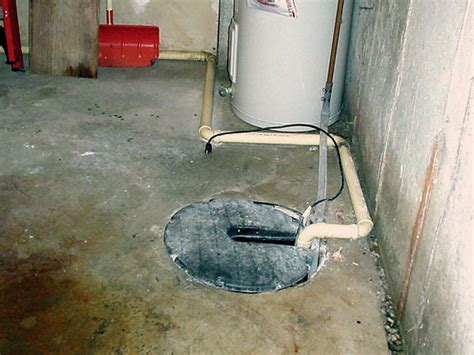 sump in basement my sump system is not running what to do if your
