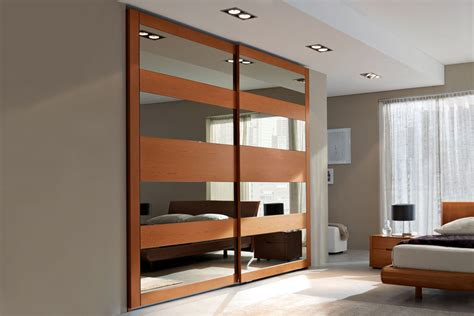 Contemporary Closet Doors Bedroom Wonderful Design Of Bedroom Closets With Sliding Doors Made By Woods And Glass At Modern