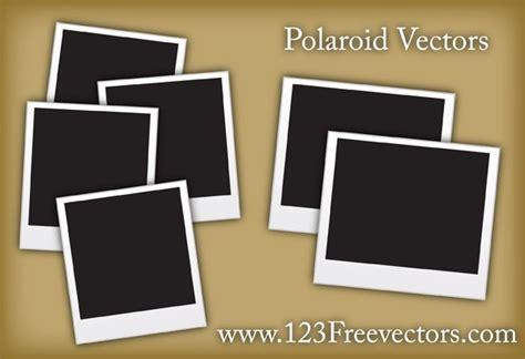 polaroid  vector    vector  commercial  format ai eps cdr svg
