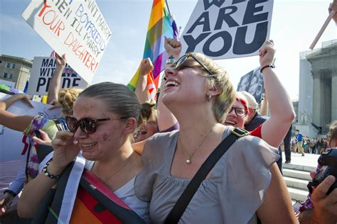 supreme court ruling on doma court overturns doma sidesteps broad marriage ruling