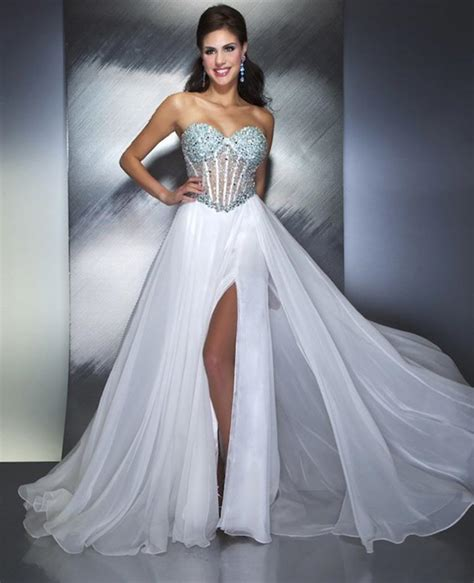 Ebay Wedding Dresses by Beaded Prom Dress Gown Formal Evening