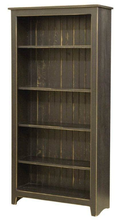 primitive pine bookcase   dutchcrafters amish furniture