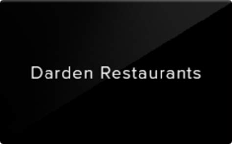 Darden Gift Card Promo Code - sell darden restaurants gift cards raise
