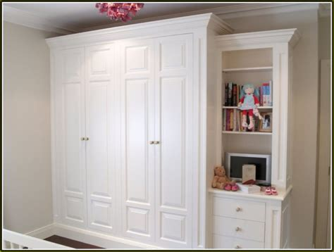 Stand Alone Wardrobe Closet Extraordinary Stand Alone Closets For Bedroom With Doors Roselawnlutheran