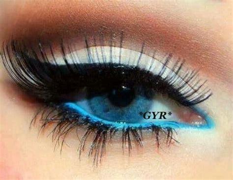 light blue eye shadow fabulosity makeup
