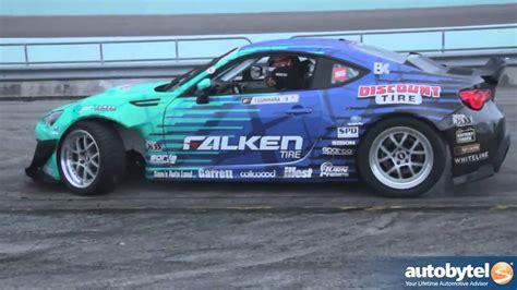 subaru brz drift car dai yoshihara s falken tire subaru brz formula drift car