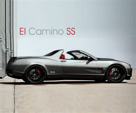 el camino new 2017 el camino will feature the recipe of modern car