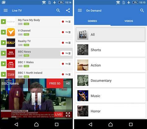 android pit os melhores aplicativos para assistir tv no seu android androidpit