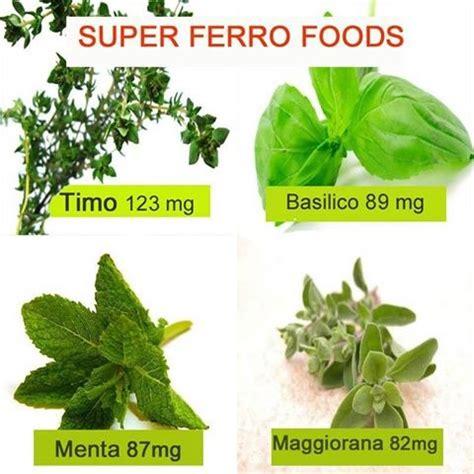 gli alimenti contengono pi禮 ferro alimenti contengono ferro verde cuore