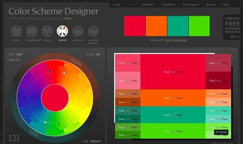 color scheme maker free download color scheme designer 3 freegetvt