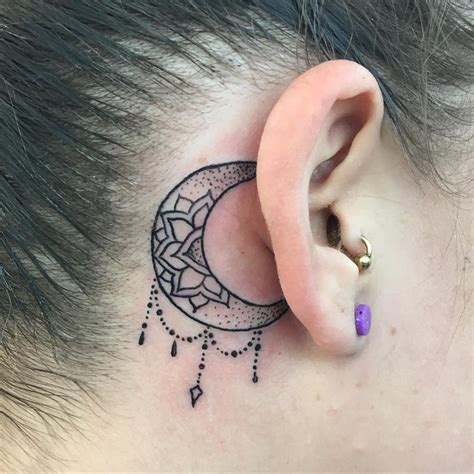 pretty tattoos for women 27 moon designs ideas design trends premium