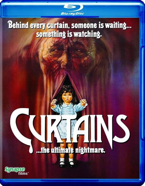 horror movie curtains rupert pupkin speaks synapse films curtains on blu ray