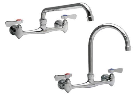 Kason Faucet by Kason Industries 0455kl8000 Series 8 Quot Wall Mount Faucets