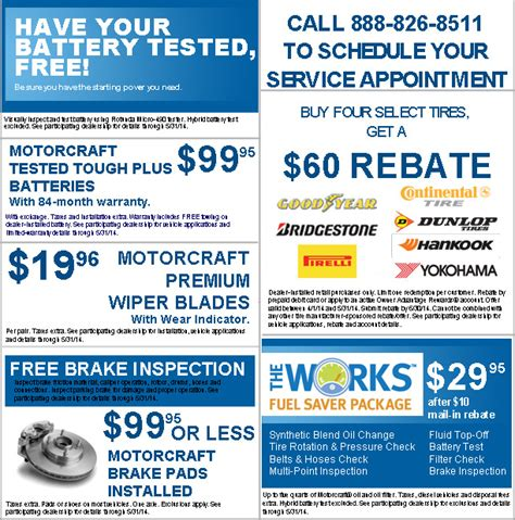 ford coupons for change sonal 171 springs ford s
