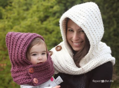 free pattern hooded cowl 10 crochet hooded scarves and cowls patterns