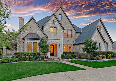 top ten colleyville gated homes for sale