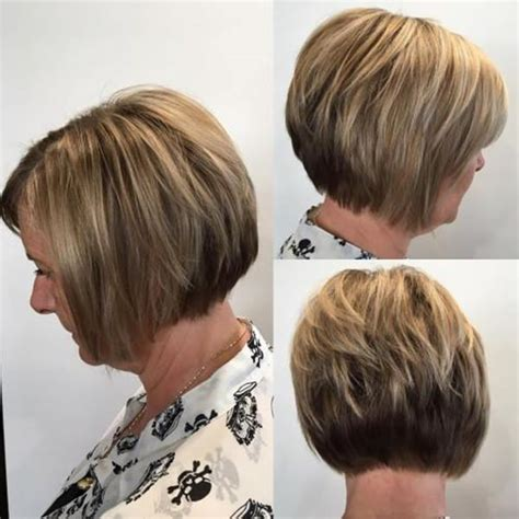 graduated bob haircuts for 70 year old 75 amazing hairstyles for any woman over 40 style easily