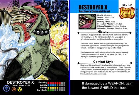 magic set editor card fighters clash template image destroyer x jpg kaijucombat wiki fandom