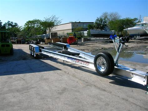 used boat trailers boat trailers all american trailers