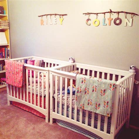 double  trouble  love sweet  delightful twin nurseries