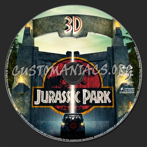 Kaos Jurassic Park 14 forum custom labels dvd covers labels by