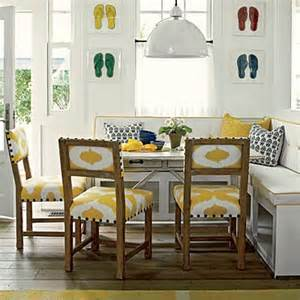 Banquettes In Kitchens by Design A Room Banquette It