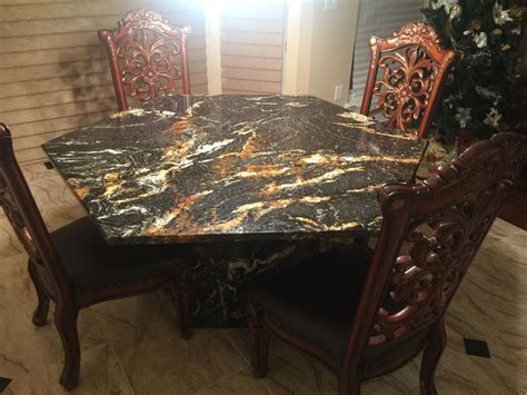 hexagon shaped kitchen table hexagon shaped granite table with hexagon shaped