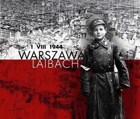 laibach 1 viii 1944 warszawa laibach