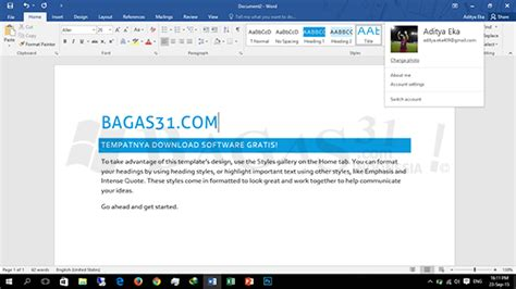 bagas31 excel microsoft office professional plus 2016 final full version