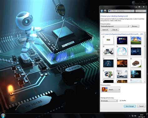 pc all themes free download computer theme download