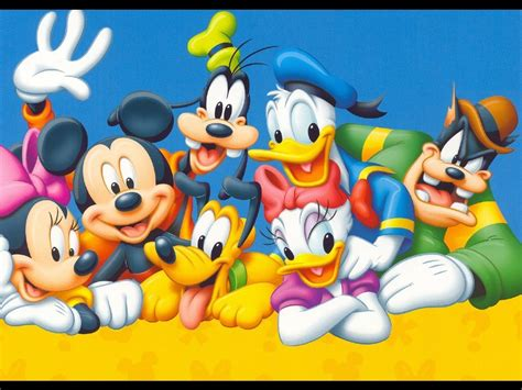 Dream Home Builder by Mickey Mouse And Friends Wallpaper Disney Wallpaper