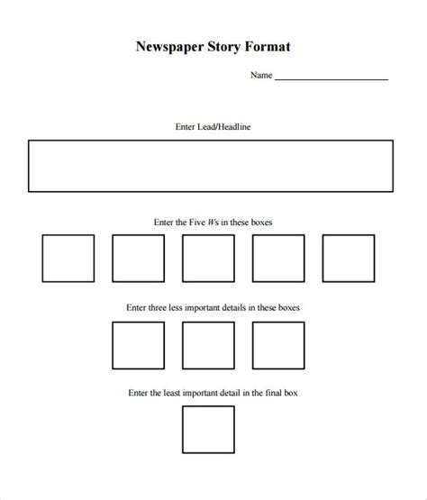 news report template 9 download documents in pdf