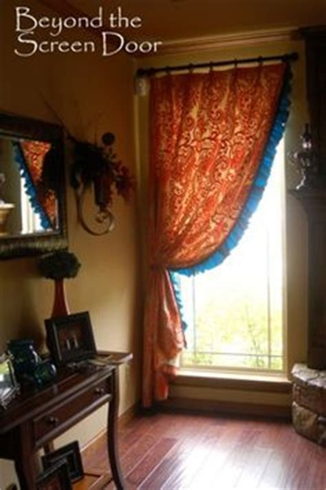 luxury turquoise and orange decor 58 for your image with luxury orange curtains drapes and window treatments rust